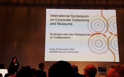 The International Association of Corporate Collections of Contemporary Art (IACCCA) International Symposium 2016
