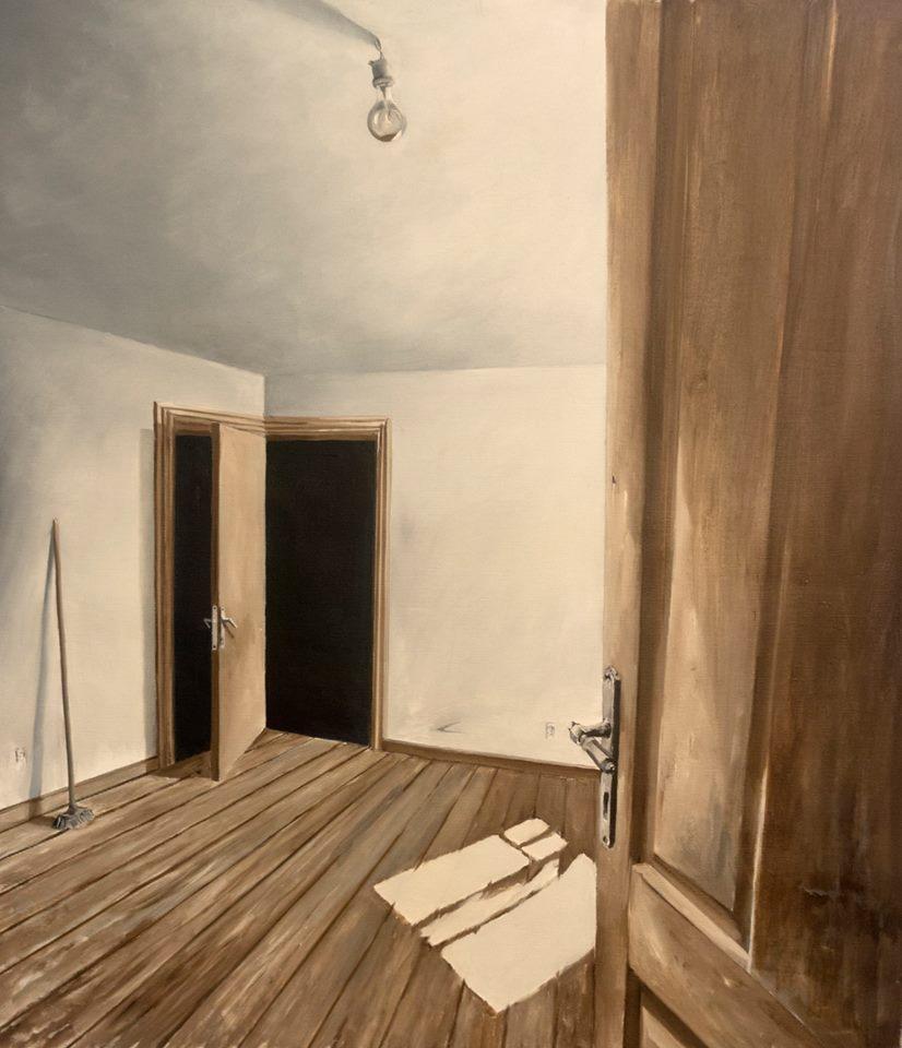 Private anteroom